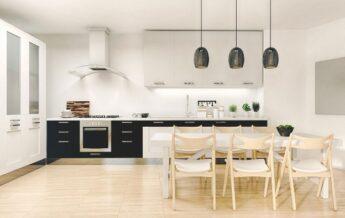 An image of a new desing modular kitchen